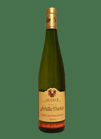 Gewurztraminer Lieu-dit Schlossreben