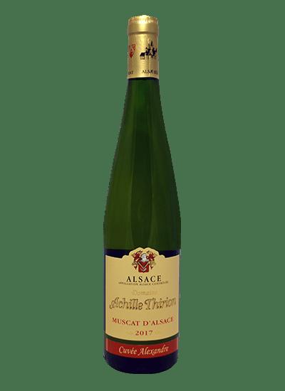 Muscat d'Alsace Cuvée Alexandre