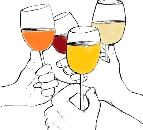 Comment associer nos vins avec vos apéritifs ?